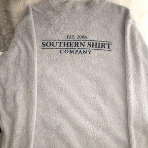 southern shirt company logo pullover!